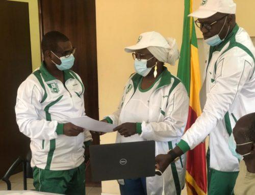 Célébration de la journée mondiale du travail à l'ISRA : Dr Momar Talla Seck a reçu le SARAA dans un contexte marqué par la pandémie
