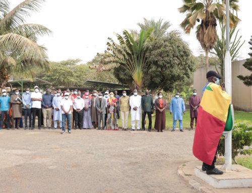Tournée de prise de contact du Directeur Général : Dr Momar Talla Seck a visité les Centres, Unités, Laboratoires et services de Dakar