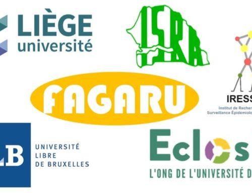 """Projet """"FAGARU"""" : Appel à candidature pour le recrutement de stagiaires niveau master"""